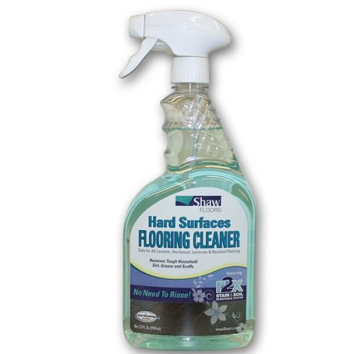 Shaw - R2X Hard Surfaces Flooring Cleaner - Protect and Clean - 32 Ounce