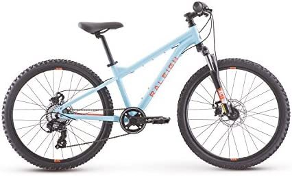 Raleigh Bikes Tokul 24 - Bicicleta de montaña para niños y niñas ...