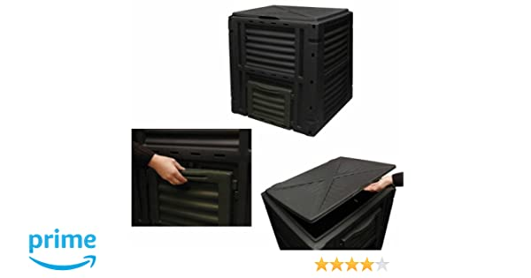 Mundigangas 555N509 - Compostador 450 L: Amazon.es: Bricolaje y herramientas