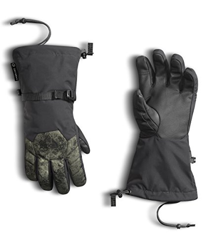 North Face Stone (The North Face Boys' Revelstoke Etip Glove - asphalt grey/peat grey stonewash)