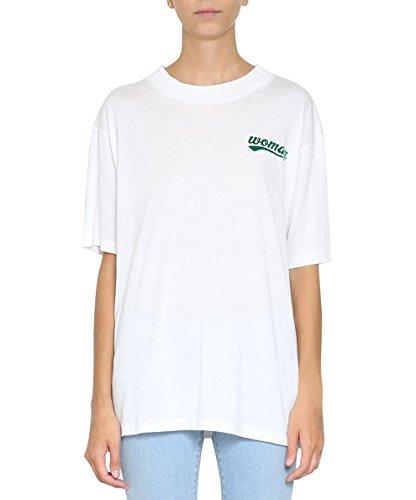shirt Off Owaa029r184040110188 Blanco white T Algodon Mujer wzYz6qxB