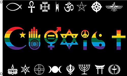 Image result for coexist rainbow
