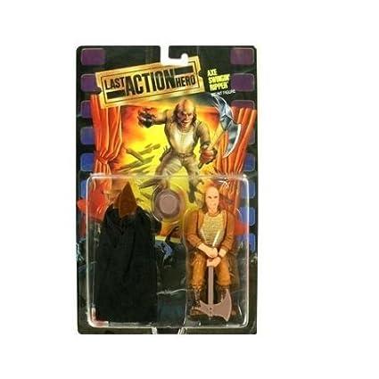 Amazon.com: Last Action Hero Axe Swingin Ripper Action ...