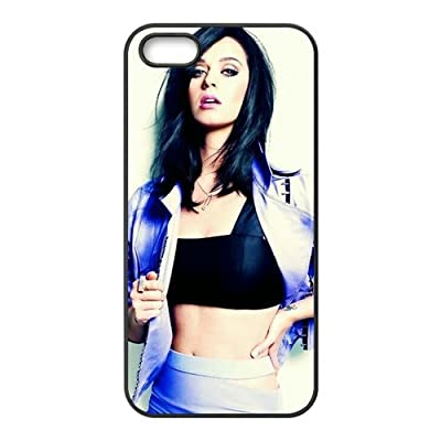 Katy Perry Diy Case for iPhone 5,5S ,Customized Hard case Fashion Style MK926044