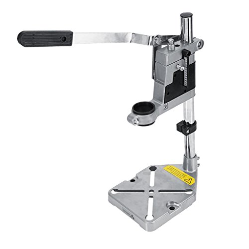 MagiDeal Bench Drill Press Stand Clamp Base Frame Holder with Single/Double Clamps - Single Clamp by MagiDeal
