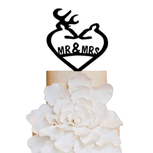 Sugar Yeti Toppers Wedding Decoration product image