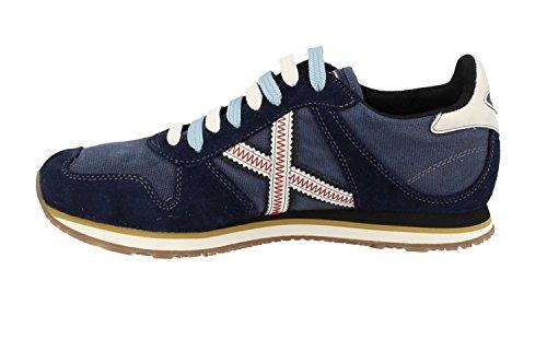MUNICH MASSANA 8620122 - Zapatillas, unisex Azul