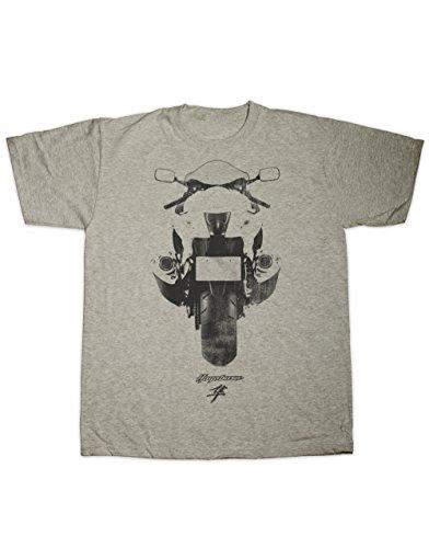 Hotfuel Hayabusa Motorcycle PRINT T-Shirt. All Sizes (Small - 5XL) (Small, (Suzuki Hayabusa T-shirt)