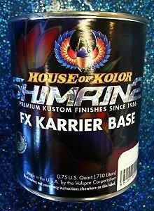 House of Kolor S2-00 Shimrin2 FX Karrier Base Trans Nebulae 1Qt