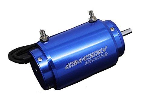 【ボート用水冷ブラシレスモーター】Turnigy AquaStar 4084-1050KV 3100W 6セル B017WLCU8E