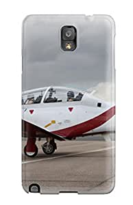 New Style ZippyDoritEduard Beechcraft T-6 Texan Ii Premium Tpu Cover Case For Galaxy Note 3