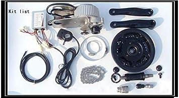 GZFTM Kit de Motor eléctrico de Media Potencia 450W 36V Motor ...