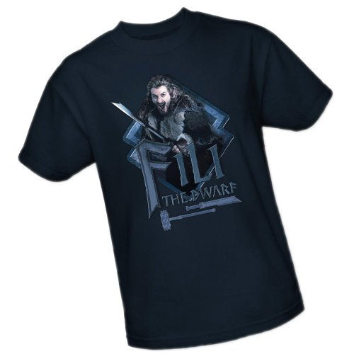Fili - The Dwarf -- The Hobbit: An Unexpected Journey Youth T-Shirt, Youth (Dwarf Youth T-shirt)