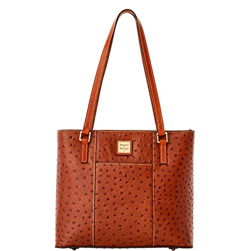 Dooney & Bourke Ostrich Small Lexington Bag (Dooney Bourke Lexington)