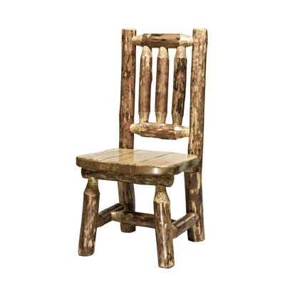 Montana Woodworks MWGCKK Glacier Country Collection Child's Chair