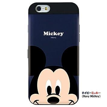51bdefd0d4 【Disney pastel Card Bumper Case ディズニー カード パステル バンパーケース 】スマホケース iphone6  iphone6S iphone7