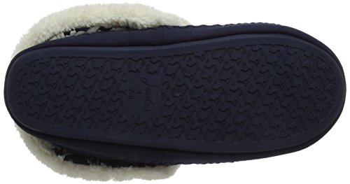Joules Womens Potter Slipper French Navy Peony