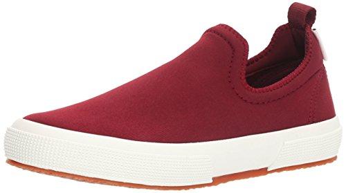 Superga Womens 2411 Neoprenew Fashion Sneaker, Maroon, 39 EU/8.5 M US Deal (Large Image)