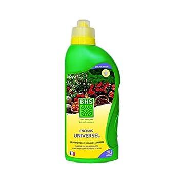 BHS Engrais universel liquide - 1 L: Amazon.es: Jardín