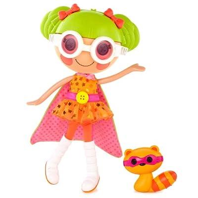 Lalaloopsy Doll - Dyna Might from Lalaloopsy