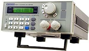 Tekpower tp3710a carga electrónica CC, programable, 150W, bajo Ripple