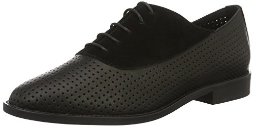 Bear Mujer Shoe Negro Kiko Black Zapatos The 110 Oxford BwXavX5rq