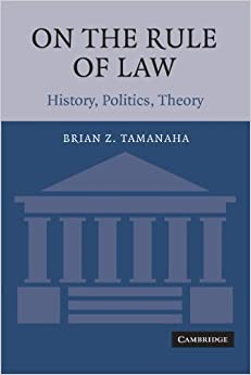 teory of law