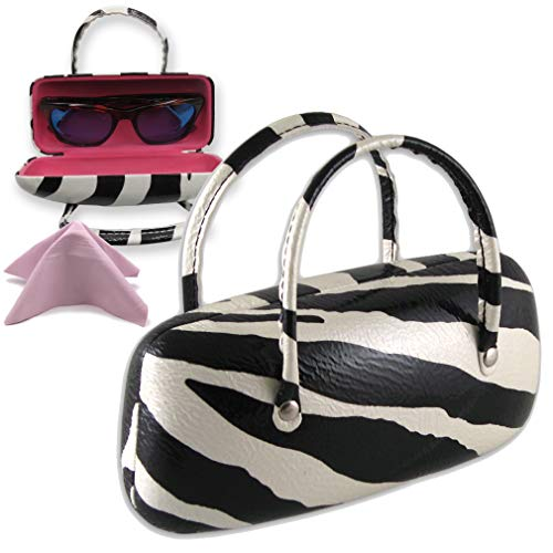 Mini handbag eyeglass & sunglasses case | women & girls (AS140TG ()