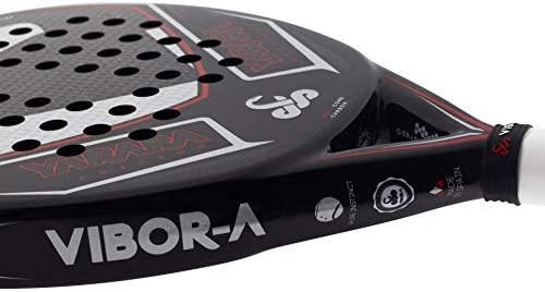Vibora 360 Gramos Pala de Padel Modelo Yarara Edition Liquid ...