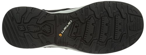 Carhartt Mens 6 Force Lightweight Waterproof Composite Toe Work Boot CMA6331 Black Coated Leather GP3CEPIVog