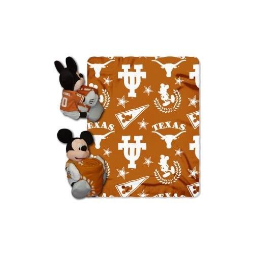 Northwest Company Texas Longhorns Blanket Disney Hugger by Northwest