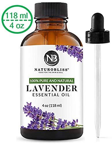 NaturoBliss 100 Undiluted Essential Lavender
