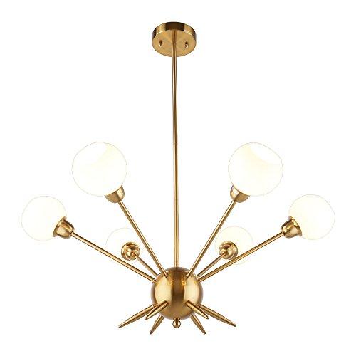 Sputnik Chandelier Housen Solutions 6 Lights Modern