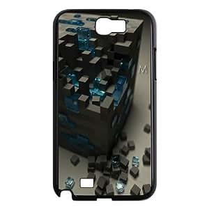 Samsung Galaxy Note 2 N7100 Phone Case Minecraft F5G7062