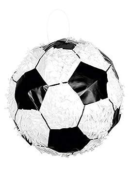 DISBACANAL Piñata balón de fútbol: Amazon.es: Juguetes y juegos