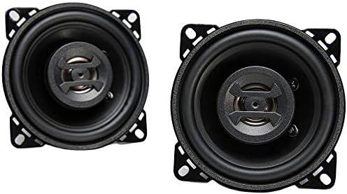Hifonics ZS35CX Zeus 3.5 Coaxial Speaker/,BLACK