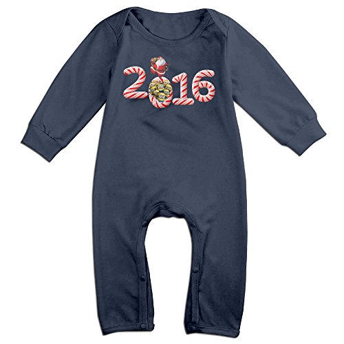 VanillaBubble Minions And Christmas For 6-24 Months Toddler Fashion Tshirt Navy Size 6 M