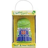 Talisman Designs Butter Boy Mantenedor y esparcidor de mantequilla, verde