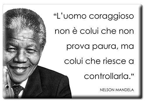 Enjoymagnets Nelson Mandela Imán Aforismos Frases Formales