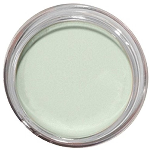Creamy Concealer in Pot - Total Coverage Conceal Under Eye and Facial Balm - Balance Uneven Skin Tones - Camouflage Imperfections - Enliven Complexions - Counteracts Facial Redness (Mint)