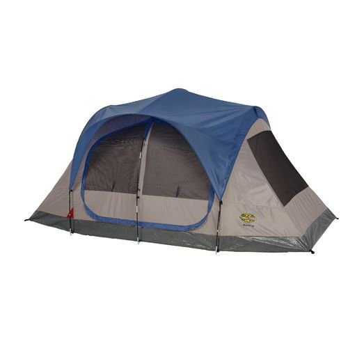 12 x 7 Bastrop Family Tunnel Tent