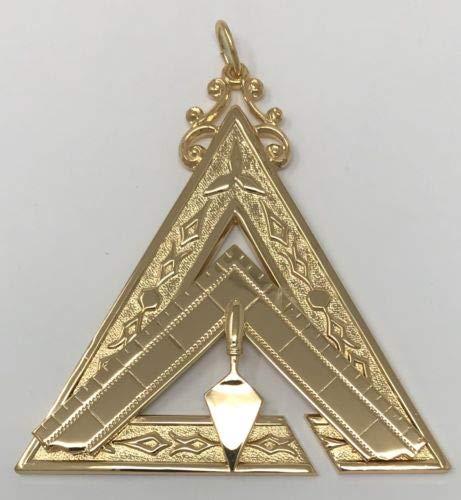 Officer Jewel - Royal & Select Prince Hall Master Officer Jewel