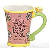 This Is the Day That the Lord Has Made Inspirational Coffee Mug