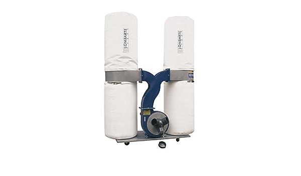 Lombarte DC250 - Aspirador Trifase (2 sacos, trifasico): Amazon.es: Hogar