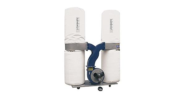 Lombarte DC230 - Aspirador Trifase (2 sacos, trifasico): Amazon.es: Hogar
