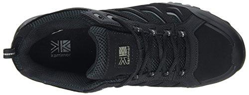 Weathertite Karrimor Randonnée Chaussures Basses Helix de Blk Homme Noir Low UExrP6E