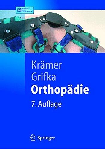 Orthopädie  Springer Lehrbuch
