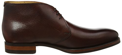 BARKER Herren Orkney Derbys Purple (Cherry Grain)