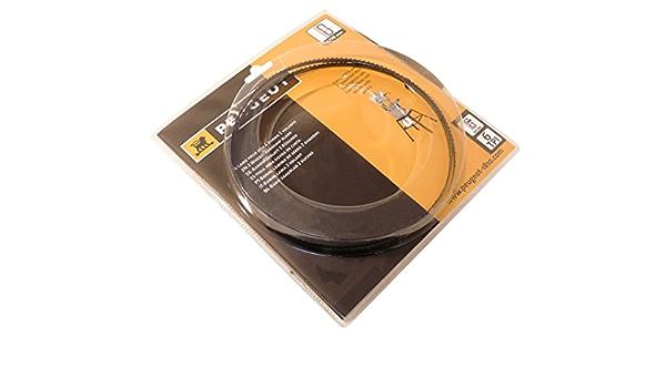 material artificial Cinta para sierra 1790 x 6 x 0,36mm 6TPI para EnergyBand 120LDB madera - Universal 132067