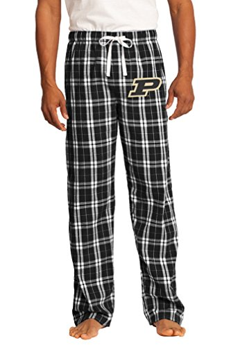 Broad Bay Purdue University Lounge Pants Pajama Bottoms Official Purdue Lg from Broad Bay